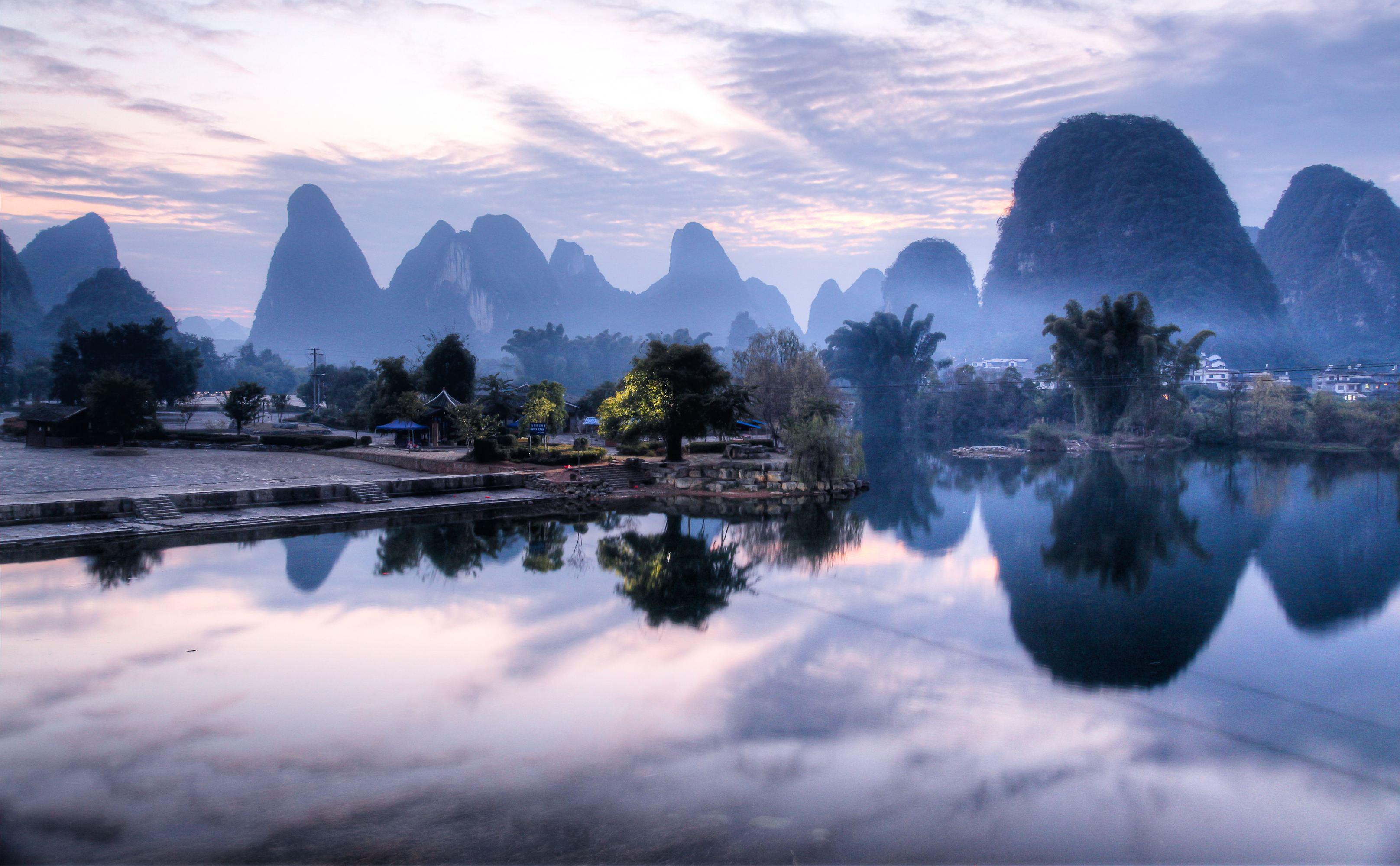 桂林圆梦自由行图片