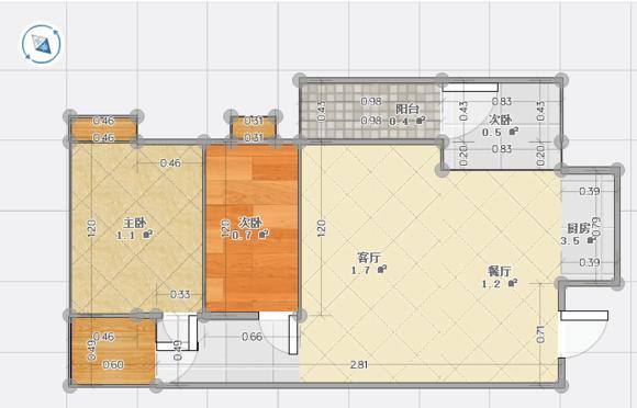 88平米新房装修花了13万,装修师傅说第一次见这么奇葩的户型!