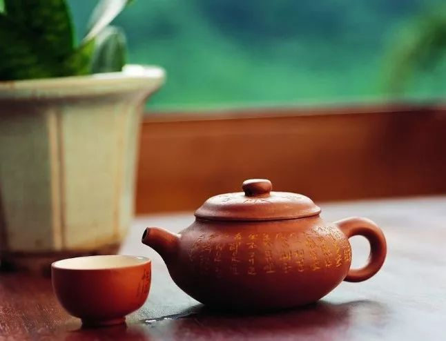 普洱茶与紫砂的完美碰撞