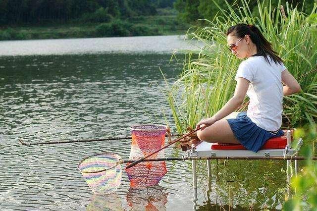夏季钓鱼总不上钩?30年的江湖老钓