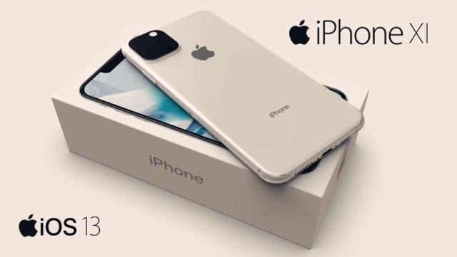 关于iPhone XI的外观网友都吵翻了,你觉得呢?