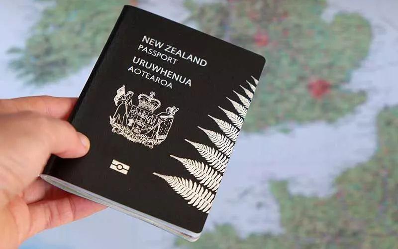 在新西兰申请各国签证步骤~可以说非常详细了...