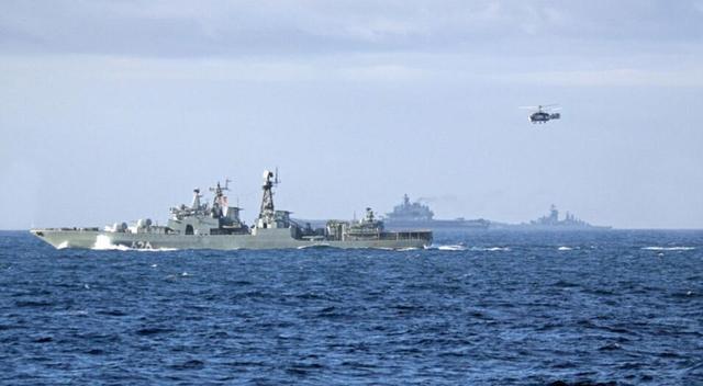 <b>北约15国强势自由巡航,挑战俄领海禁令?</b>
