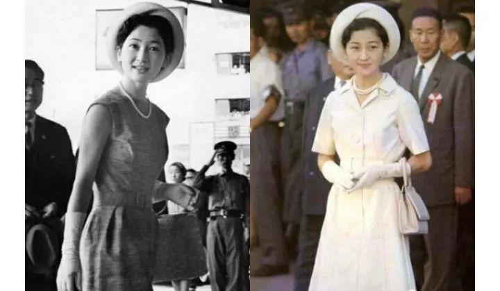 日本天皇退位,但日本皇室女性的相同命运,却一代代传了下来图片