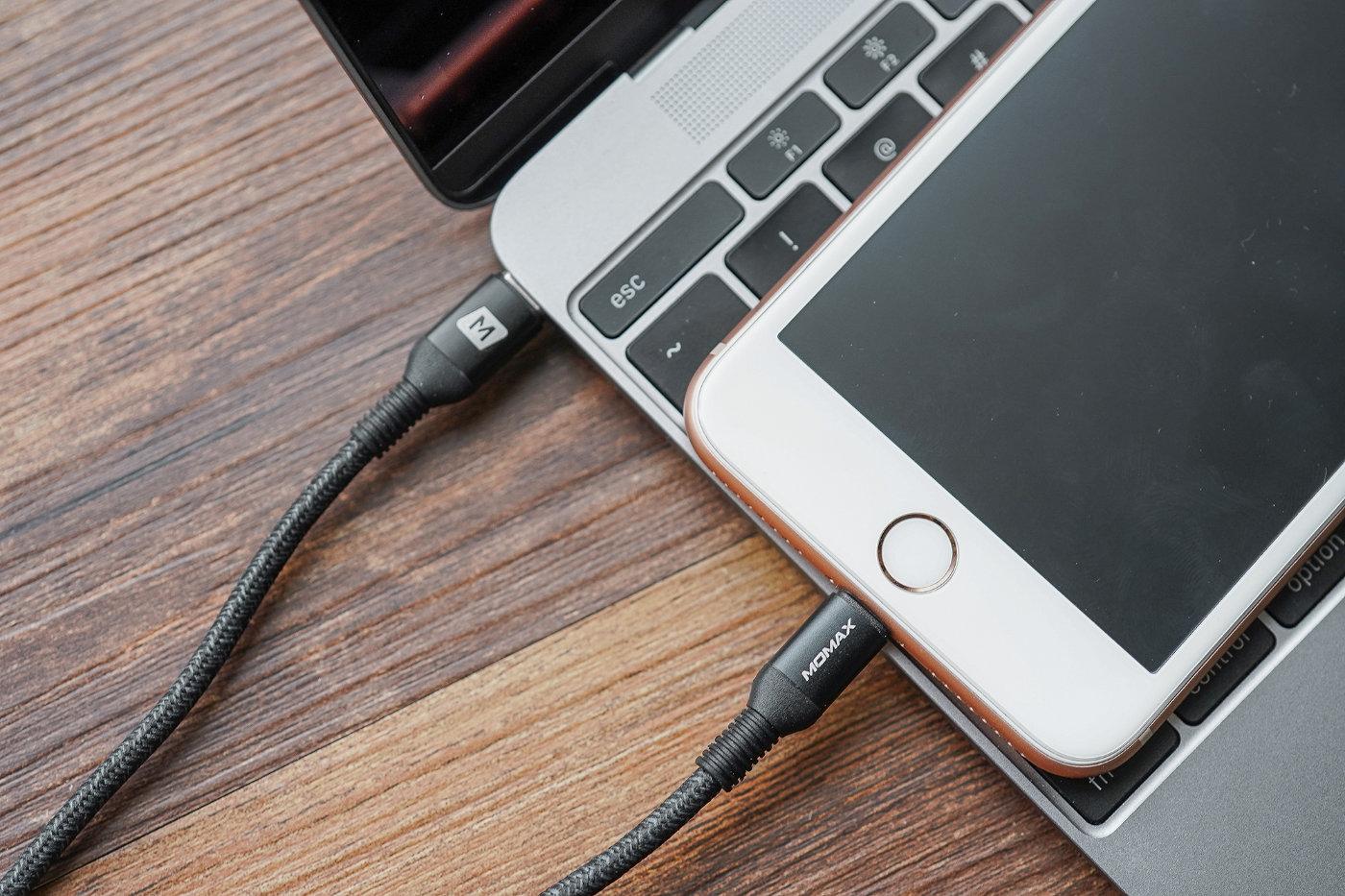 iPhone充电太慢了,试试摩米士PD快充线?