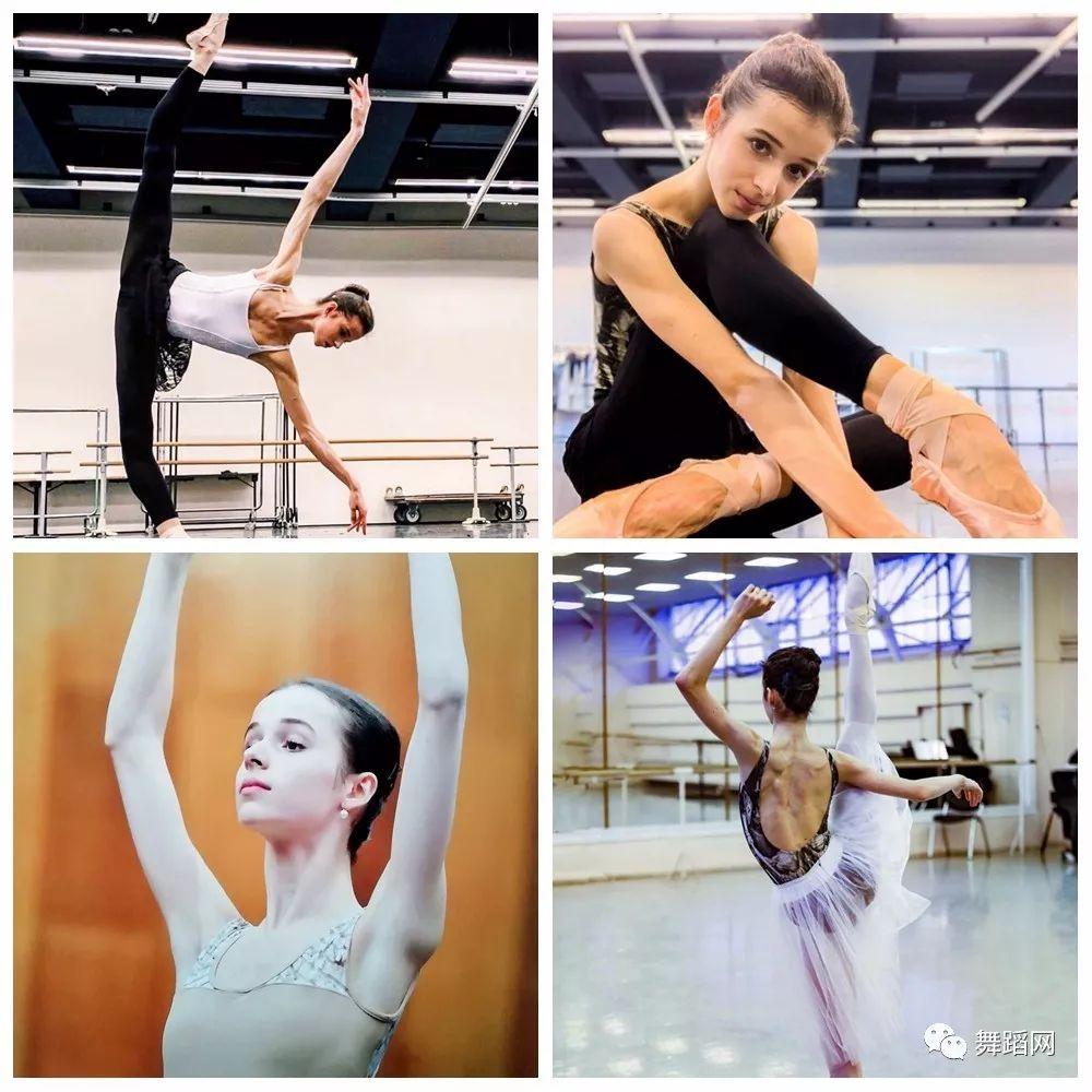 学舞蹈最重要的一点就是:不能叫苦,不能喊累