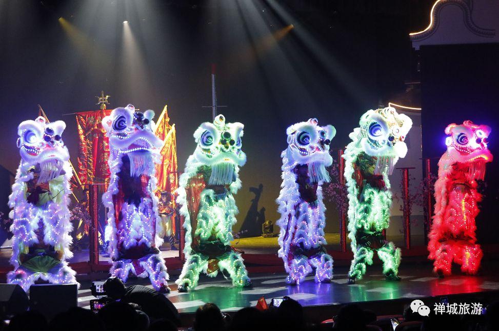 免费赏!嗨至5月6日,禅城有近百场表演等你来叹!