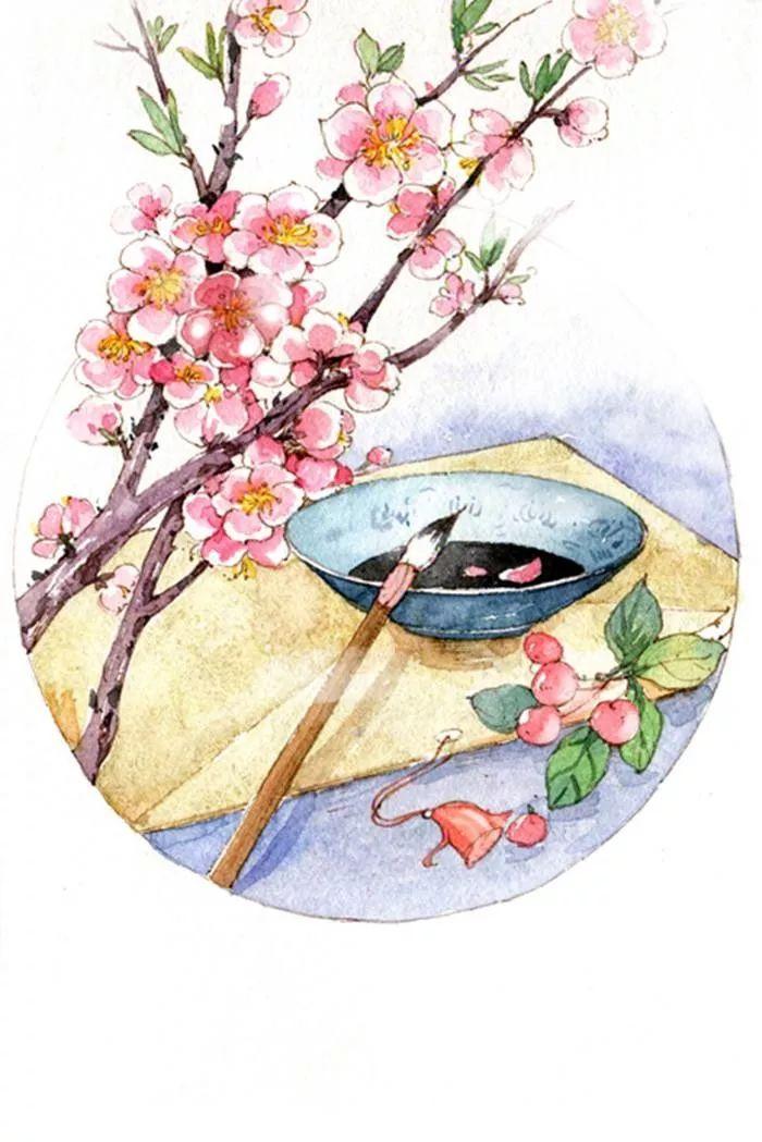 【佳作】让人折断也是一朵花的使命 | 吕若萱:《花的前世今生》