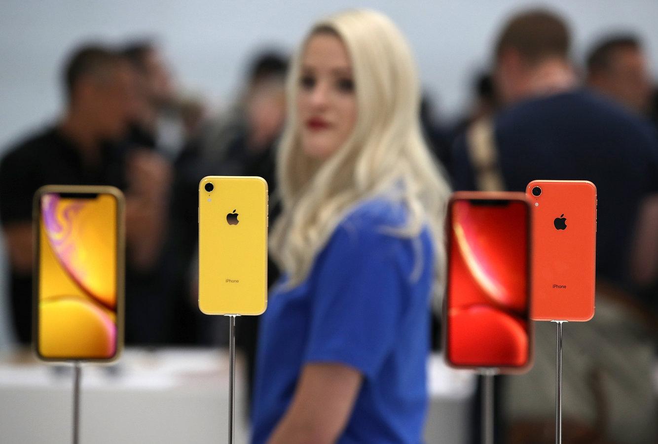 iPhone XR续航测试跟宣传差一半?苹果称与测试方式有关