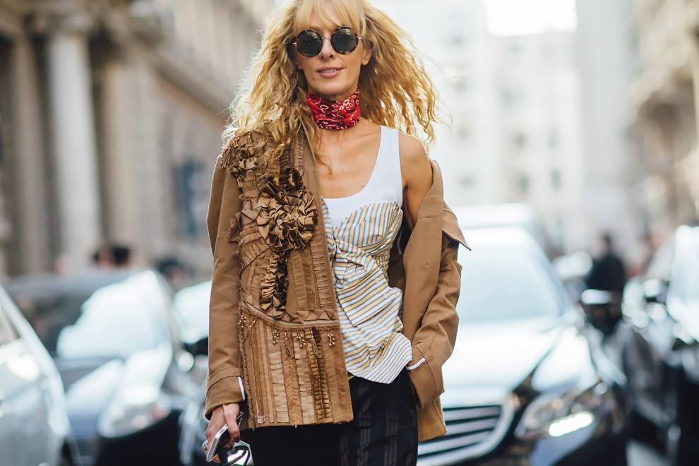 法国女人的3个穿衣法则,日常上班通通搞定,高级范原来这么简单