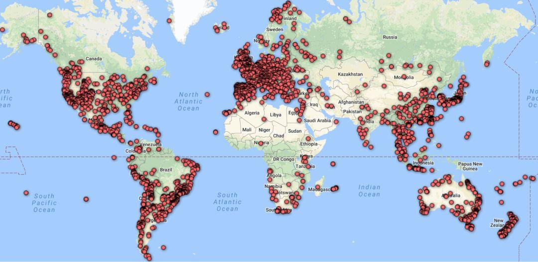 500万照片+20万地标,谷歌更新最大地标数据集