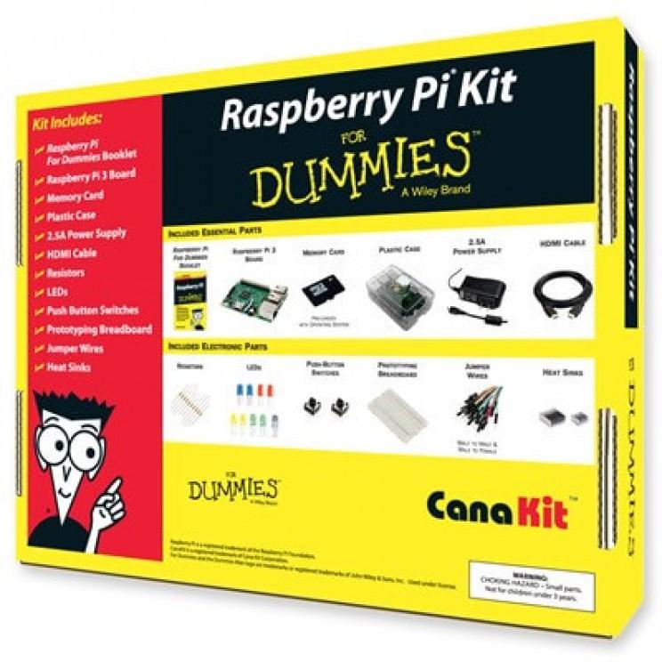 最受程序员欢迎的7个树莓派套件!