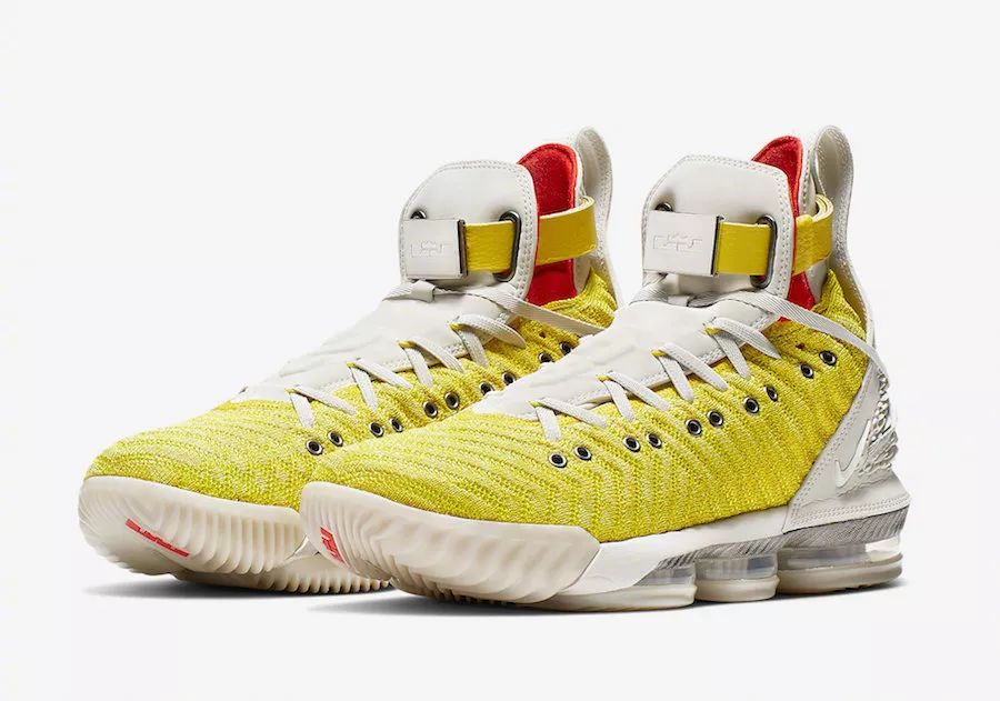 312431ad0d3 XH55球鞋新闻   XH55手绳析出· LeBron 16 HFR 新配色· Air Jordan 5 新 ...