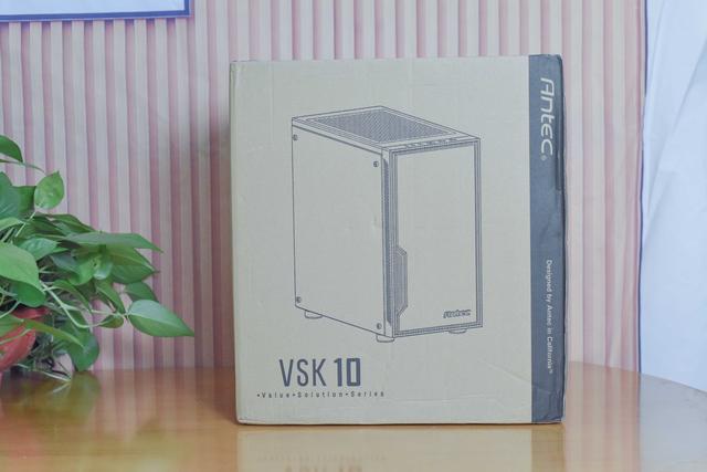 安钛克VSK10全侧透机箱体验:小体积强散热,暑假换机选择