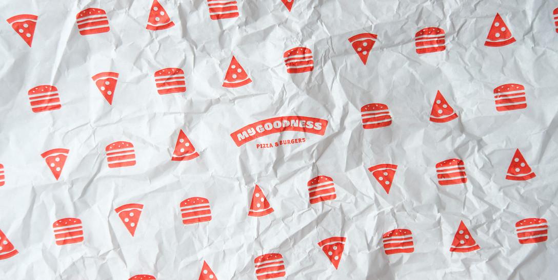 快餐产品包装设计