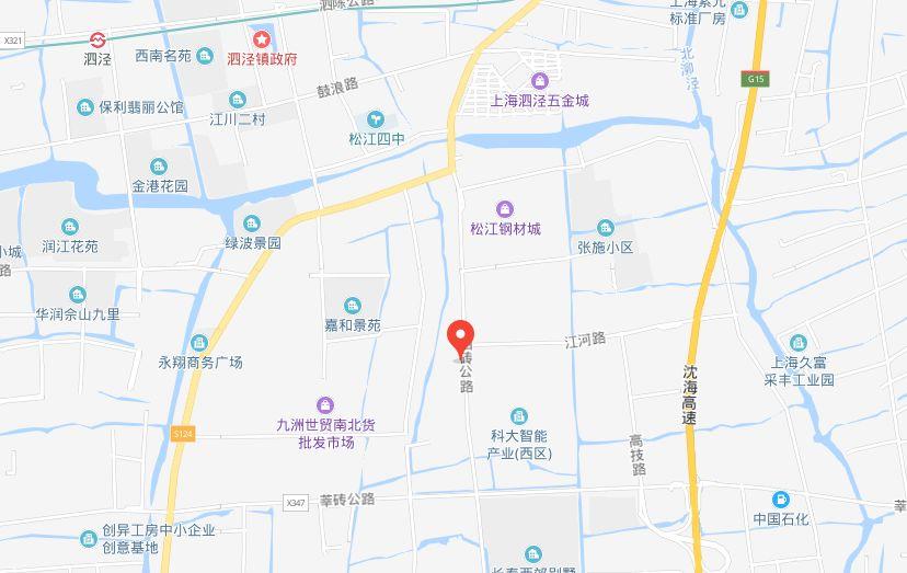 【国拍房产】松江区 | 泗泾镇泗砖路600号3幢801室