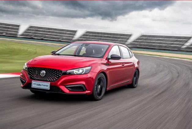 10万元起国产轿车推荐,2019款名爵6,高颜值和配置通通都有!