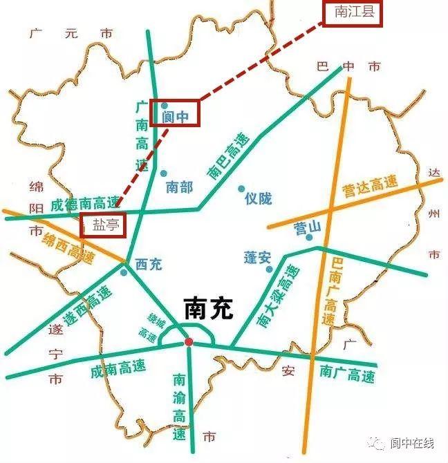 广南县高速公路规划图