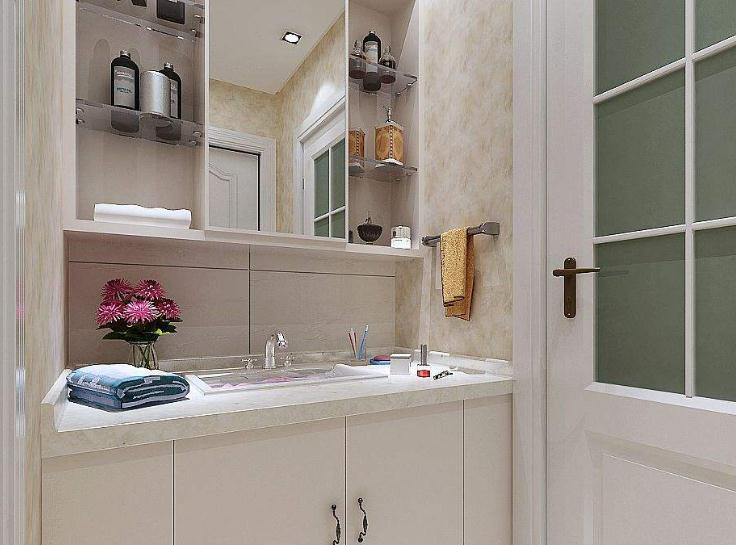 卫浴装修设计 威海室内设计