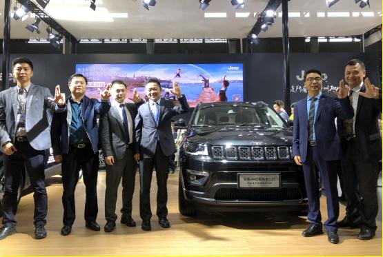 性能节能双升级 全新Jeep指南者1.3T 合肥地区劲擎上市