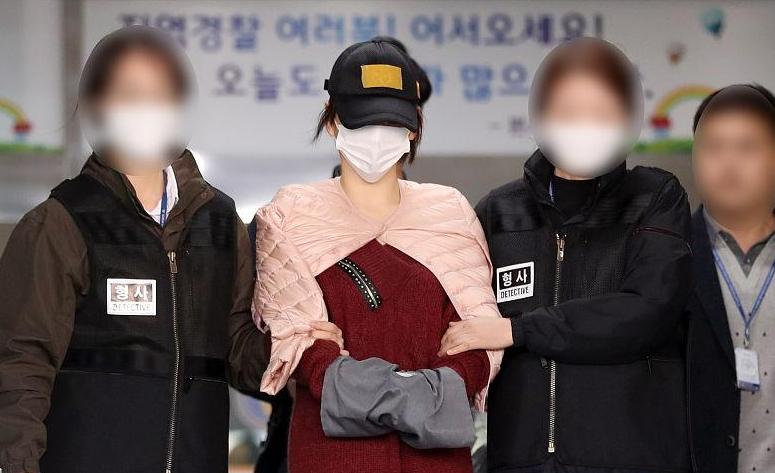 黄荷娜提供吸毒艺人名单,这要继胜利之后再血洗韩娱圈?