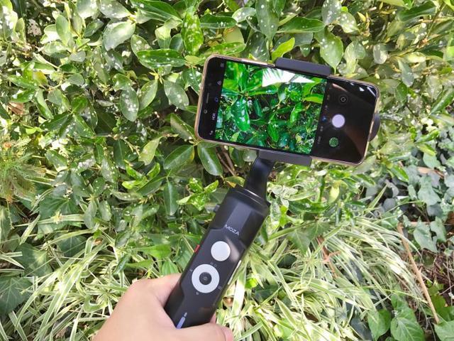 五一出行利器——魔爪Mini-S手机折叠稳定器