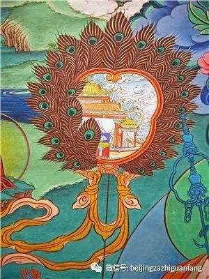 金石绘佛界 一笔画千年
