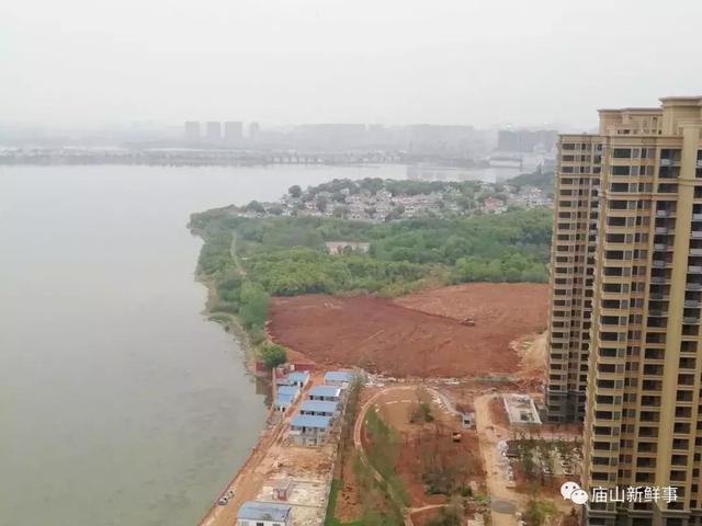 武汉最早的别墅楼盘之一!江夏大道旁这个小区将要建二期了!