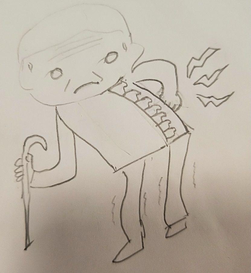 背锅这么多年,才知道它是好东西 医生手绘简笔画为它正名图片