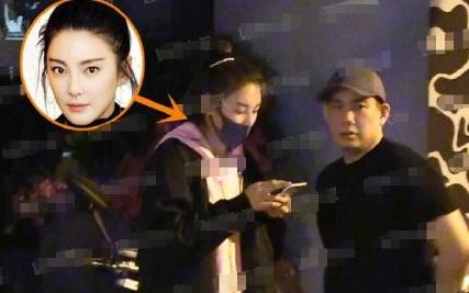32岁张雨绮再觅新欢 疑似与张钱豪同居