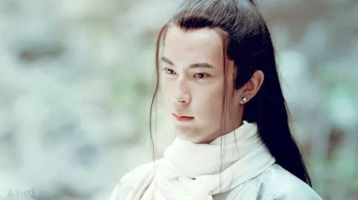 朱一龙徐正溪胡一天 总有一个温润清雅的白衣古装美男让你情迷图片