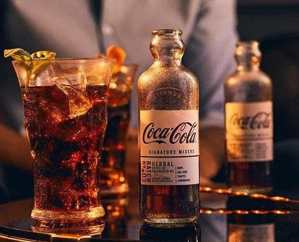 商业观察 可口可乐将于6月推出全新调酒专用汽水有4种口味