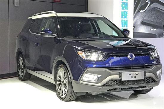 原厂造型比汉兰达更霸气,纯进口四驱七座SUV售价不到12万