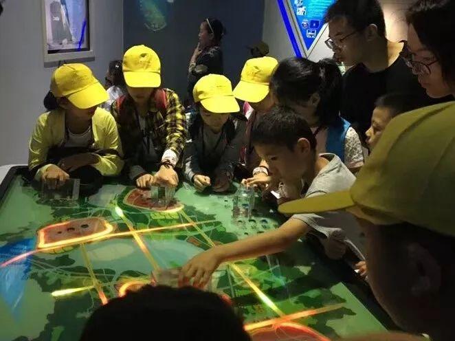 【蒲公英新闻】蒲公英科技研学游:一场科技探