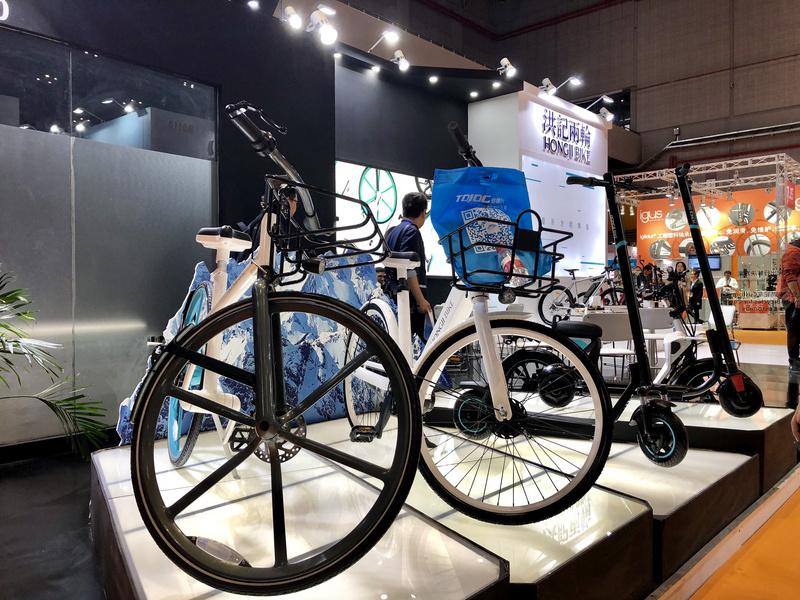 摩拜硬件团队再创业,「洪记两轮」瞄准共享电动两轮车市场
