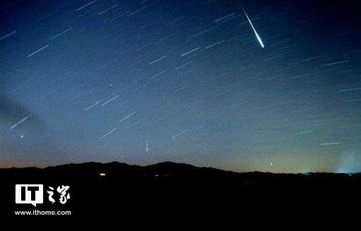 哈雷彗星制造,水瓶座η流星雨本周上演