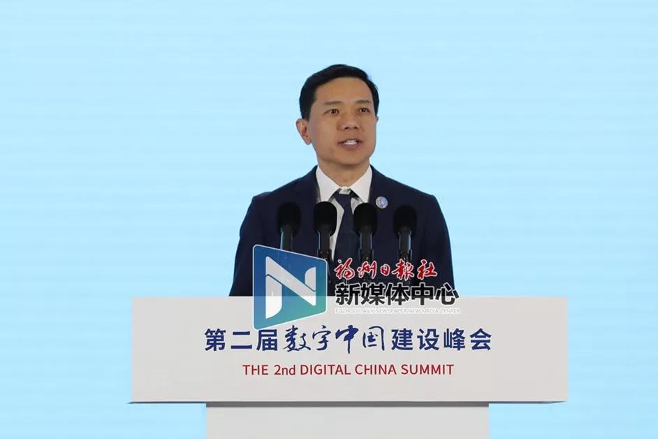 李彦宏现身数字中国建设峰会谈百度678彩票:目标是丰富人们生活