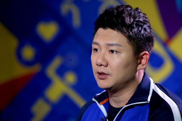 创造体育的创造者——访中国体育运动会理事长陈