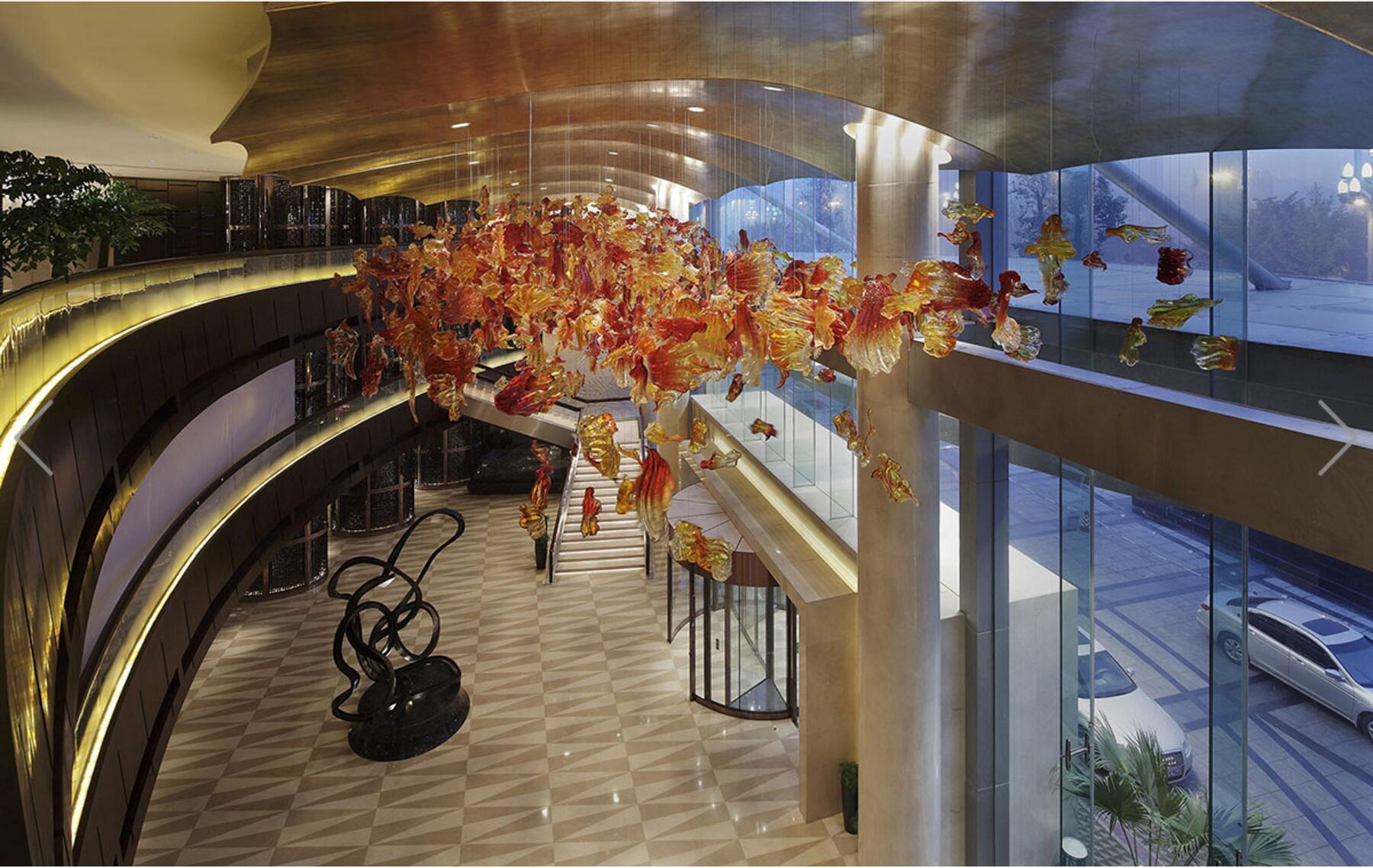 资阳酒店设计风格定位说明|资阳酒店设计文化特色