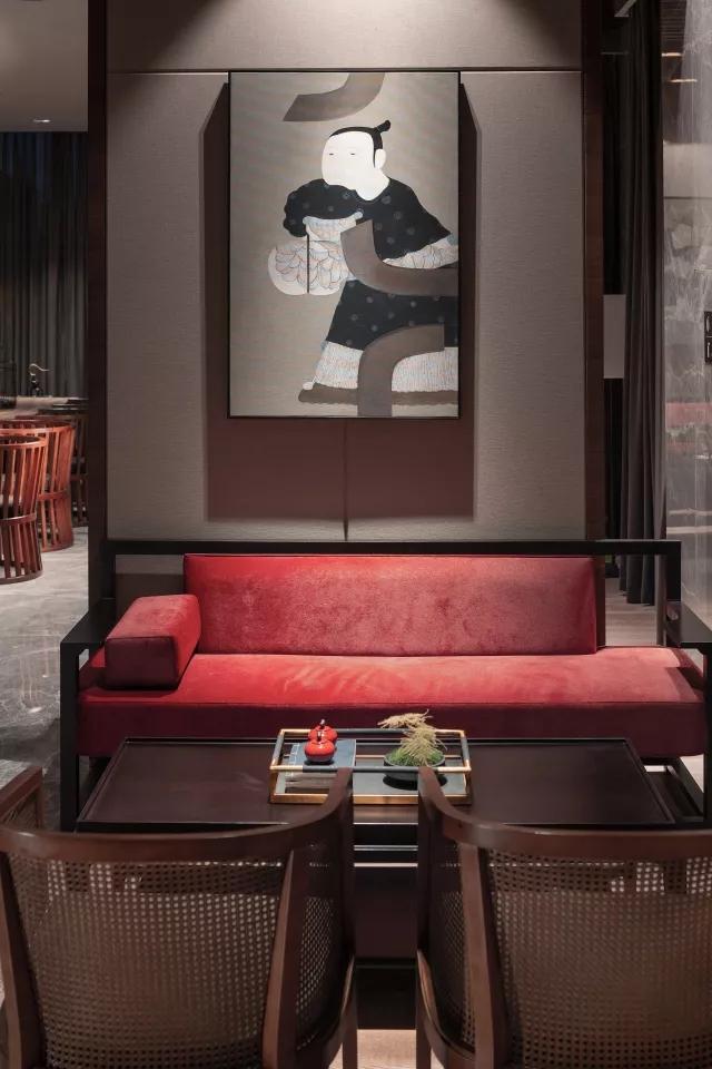 阆中酒店设计文化说明|阆中流行的酒店设计风格|新东家设计