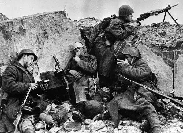 ▲ 二战苏军图片