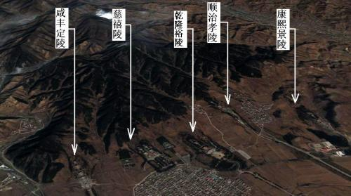 清朝皇陵很多被盗,慈禧墓竟被偷光,但明朝皇陵却大多完好