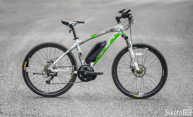 自行车电气化改造方案:川克电机系统评测