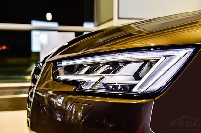 A4L十个大灯可以换一辆新车!网友:看来我骑电动车又要躲远点了