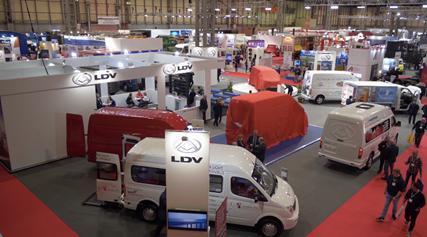 SAIC:大通迈克斯将EV30带到英国伯明翰车展