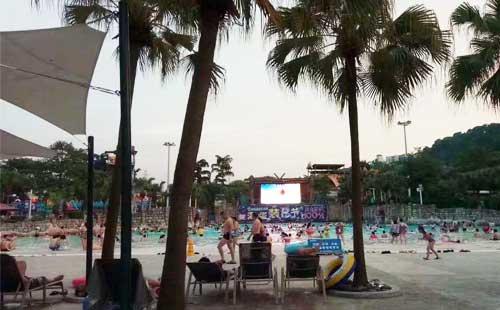 重庆水上乐园哪个好玩 重庆可以玩水的地方盘点