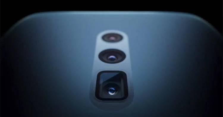 0倍光学变焦+侧旋式升降结构,OPPO