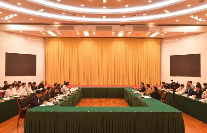 【扫黑专报】中央扫黑除恶第11督导组与浙江省第二次通报对接会在杭召开