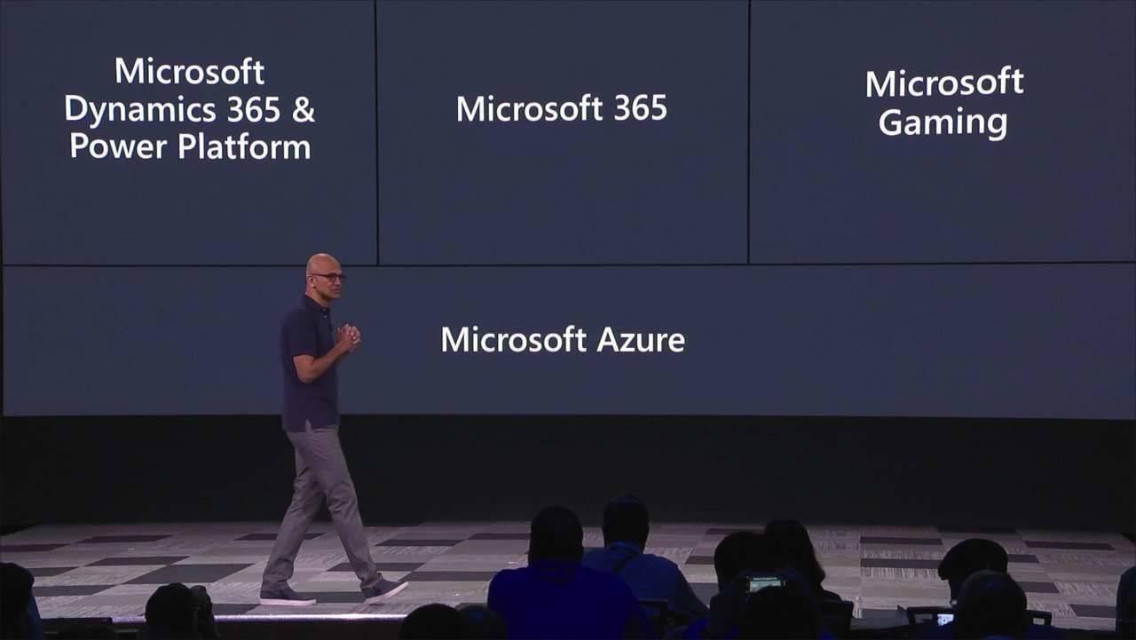 微软抢先 Google 开了一场「真·开发者大会」,关键词是责任和开放