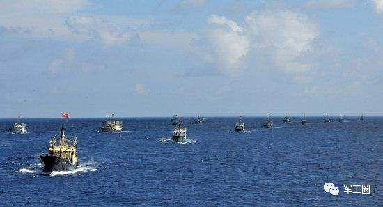 """中国渔船=中国海军?美国要""""无差别攻击""""了?"""